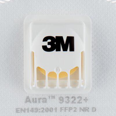 3M 9322 Disposable Respirator