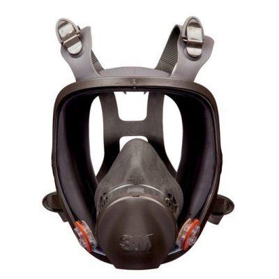3M Full Face Reusable Respirator 6900 Large
