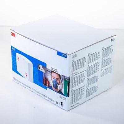 3M 6035 particulate filter box
