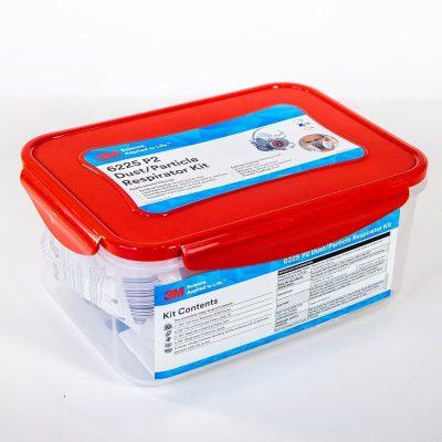 3M 6225 P2 dust particle respirator kit