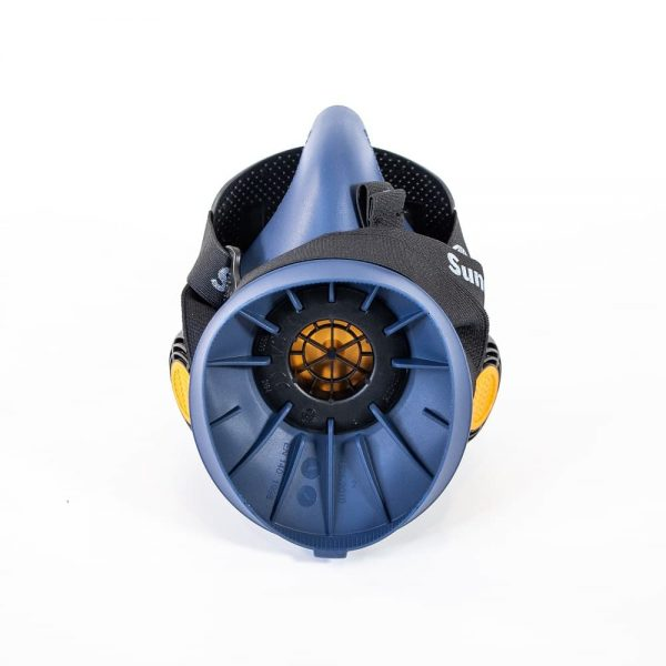 Sundstrom SR100 half face respirator front view