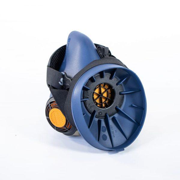 Sundstrom SR100 half face respirator side view