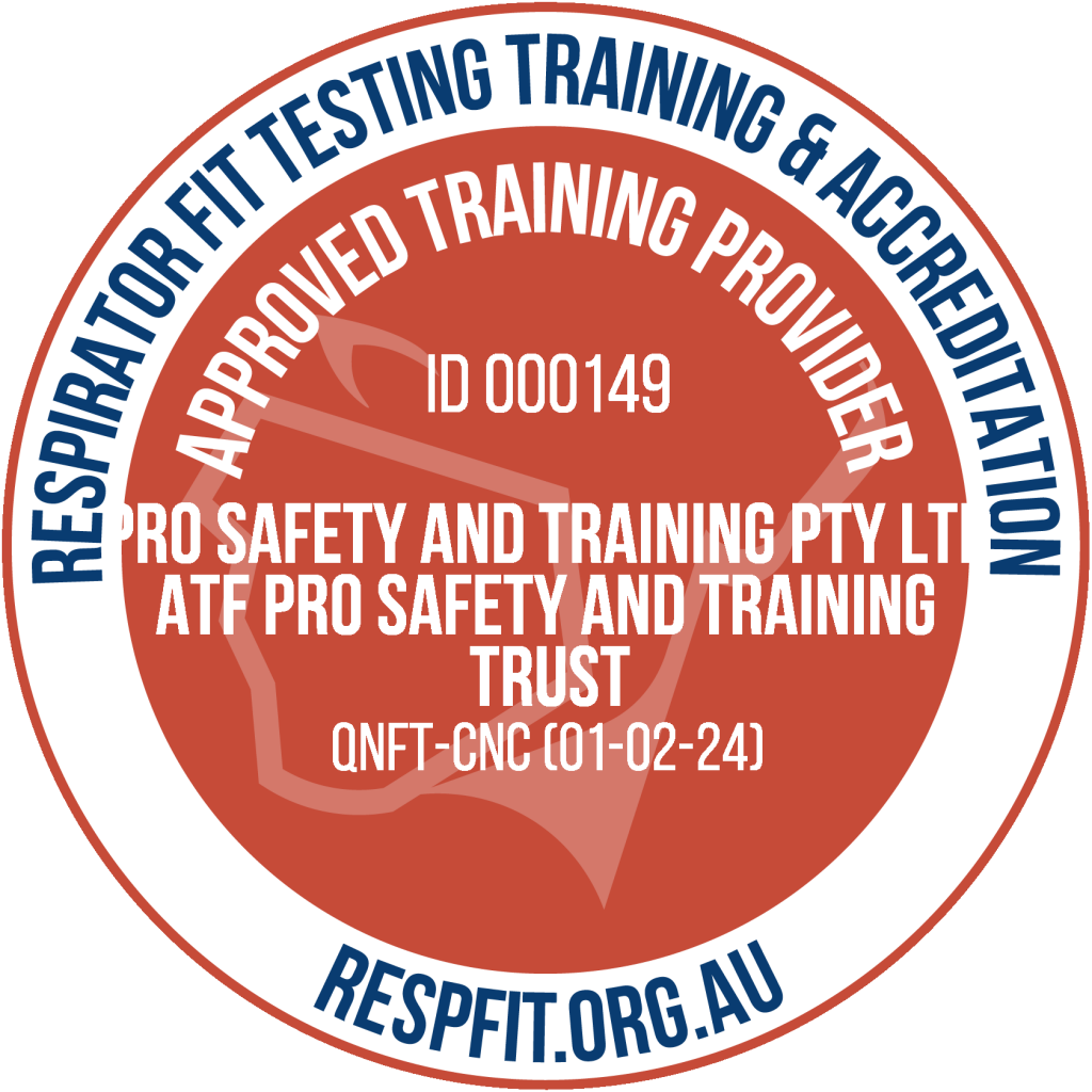 Approved respirator fit test Training Provider